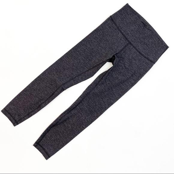 Lululemon High Waisted Leggings Size 6